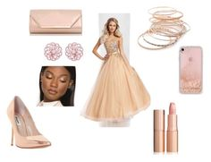"""""""Rose Gold Clarisse"""" by kittykat21-clvi ❤ liked on Polyvore featuring Clarisse, Dune, Dorothy Perkins, Rebecca Minkoff, Red Camel and Emilio!"""