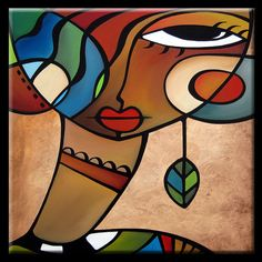 Cubist 112 3030 Original Cubist Art Interlude - by Thomas C. Fedro from Contemporary Cubism Art Gallery Cubist Paintings, Cubist Art, Portrait Paintings, Kunst Portfolio, Artist Portfolio, Pinterest Pinturas, Color Terciario, Pop Art Collage, Art Visage