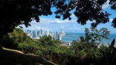 Cerro Ancon, Panamá