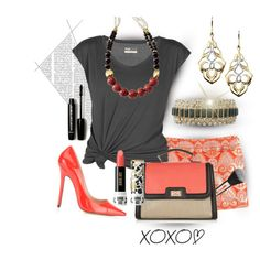 """Untitled #2002"" by kellie-debrandt-mescher on Polyvore"