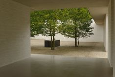 Faryland House, Buckinghamshire, England by David Chipperfield Architects. via.