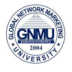 Global Network Marketing University Logo... 이론보다 실천을 중시하는 실사구시형 글로벌네트워크마케팅 교육의 산실 글로벌네트워크마케팅대학교(학장: 김세우) 로고... 경험선도 이론학습 행동체험 중심의 행동학파 양성기관