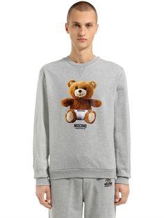 MOSCHINO UNDERWEAR . #moschinounderwear #cloth #sweatshirts