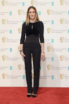 Premios Bafta 2013 - Sarah Jessica Parker