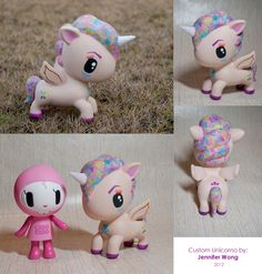 DIY Unicorno Contest- Jennifer, entry# 132 #tokidoki #Unicorno #Unicorn