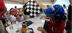 Michigan International Speedway hosts a Kids Club! Sprint Cup driver Jimmie Johnson is the MIS Kids Club Honorary President. Check out the links and have fun at the track
