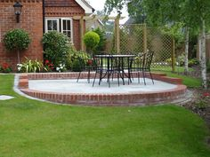 Patio Designs | Thinking about a new patio? Some tips from a patio designer…
