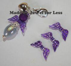 Guardian angel / beschermengeltjes. Handmade by Jewel for less. All wings you can buy in my shop