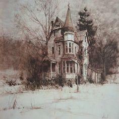 richard schmid paintings | med_9635_Victorian_Twilight.jpg