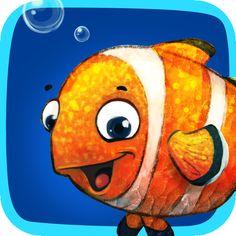 Per piccoli esperti di vita subacquea ora c'è Oceano: Avventure con animali per bambini per iOS