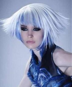 two tone hair color ideas 2016