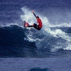 Rip Curl Bells Beach 1992 winner Ritchie Collins. @ripcurl_aus @wsl.  #ripcurl #bellsbeach #wsl #surfphotography #surfphotos #canonaustralia #canon_photos #surfing #victoria #surfingaustralia #surfingvictoria #surfing #surf #waves #ripcurlpro #ritchiecollins #wavetools #fuji #film #filmphotography #velvia50 by glennreevesphotos http://ift.tt/1KnoFsa