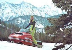 Vintage Chaparral poster Colorado Rockies