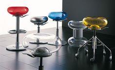Mambo Bar Stools by Archirivolto Design for Delight