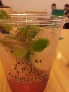 Mojito Blueberry [ Delio Coffee, Hanoi, Vietnam ]