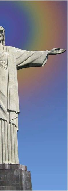 Christ the Redeemer check it, live it, trend it, visit www.thevisionarytimes.com.