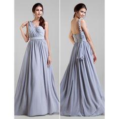 Sheath/Column Floor-length Georgette Convertible Dress
