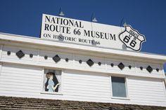 National Route 66 Museum Oklahoma City OK!