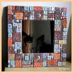 fimo para mosaico - Pesquisa Google