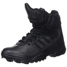 watch 716d8 609d6 Adidas gsg97 scarpe da ginnastica uomo nero