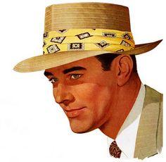 FREE Vintage Image - Retro Man