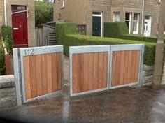 tri fold driveway gates - Google Search