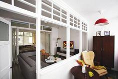 Tiong Bahru walk-up apartment.