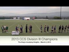 The King's Academy - 2012-13 CCS Division III Varsity Girls Soccer Champ...