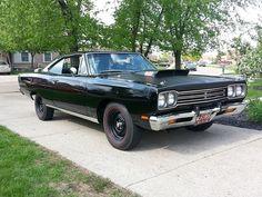 1969 Road Runner - 440 6 bbl