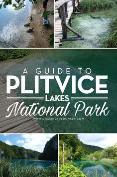 A Guide to Plitvice Lakes National Park No trip to Croatia is complete without a visit the oldest national park in Southeast Europe; When I was last at the lakes it was autumn; the leaves had already changed color, and the l Backpacking Europe, Europe Travel Tips, European Travel, Travel Destinations, Travel Guides, Travel Articles, Travel Advice, Travel Usa, Beautiful Places To Visit