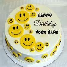 Image result for emoji birthday cake
