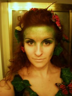 How to Create a darkly beautiful Mother Earth/nymph makeup look ...