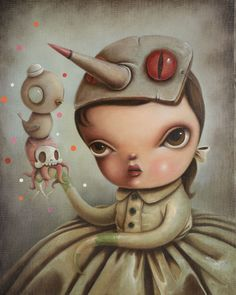 Inherit Oil by Kathie Olivas