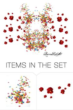 """""""Flower beetle"""" by ravenleeart ❤ liked on Polyvore featuring art"""