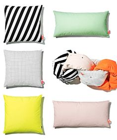 Pillows by Ballab