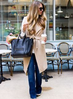 Can't wait to wear this sleeveless jacket in the Fall! Now if the weather would just cool off.