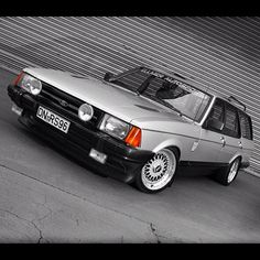 Ford Granada Cosworth  Photo by #ErhardtSzakacs  #streetaddicts - @Tracy Street Addicts- #webstagram