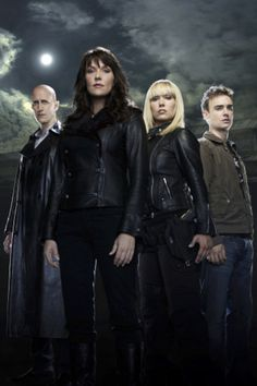 Sanctuary - BEST syfy show ever! :-)