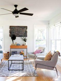 "A Simply Beautiful ""Modern-ish"" Austin Home"