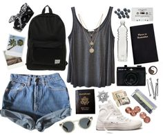 """ROAD TRIP"" by wand-er-lust on Polyvore"