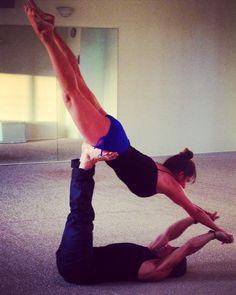 Fun flying with Mark Giubarelli at Earth Power Yoga!!!