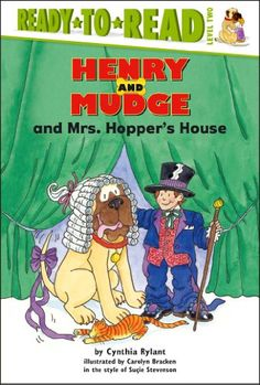 Henry and Mudge and Mrs. Hopper's House by Cynthia Rylant http://www.amazon.com/dp/0689811535/ref=cm_sw_r_pi_dp_zgy6tb085PRNN