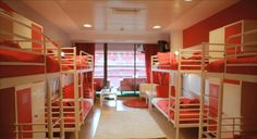 "Coke creates a ""Fan Dorm"" in a sports stadium ... awesome"