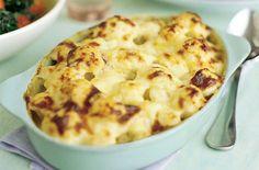 Cauliflower cheese - Tesco Real Food