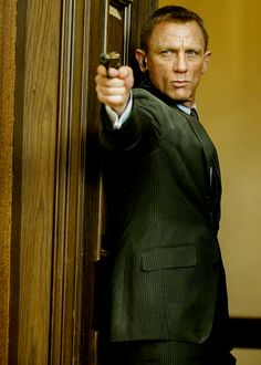 Daniel Craig (James Bond OO7)