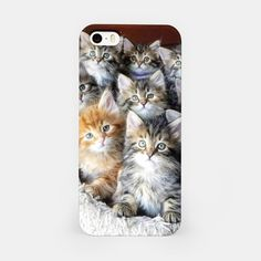 Cat Kittys Best Photo New Design Women Men Girls Gift iPhone Case, Live Heroes New Iphone, Iphone Cases, Cat Quotes, Cat Design, News Design, Girl Gifts, Cat Lovers, Cool Photos, Images