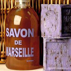 Savon de Marseille Lavender