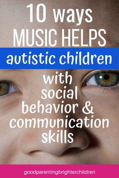 Powerful Ways Music Helps Children with Autism Music Therapy Activities, Music Activities For Kids, Movement Activities, Music For Kids, Infant Activities, Learning Activities, Developmental Disabilities, Learning Disabilities, Autistic Children