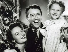 It´s a wonderful life and a wonderful movie :)