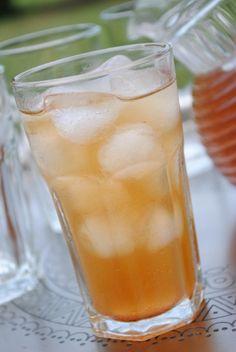 elderberry and sumac lemonades